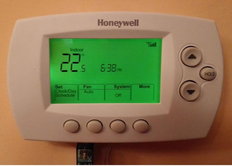 CLIMA-Termostato control Clima