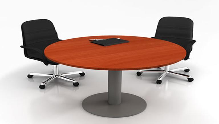 Mesa Sala reunión Circular